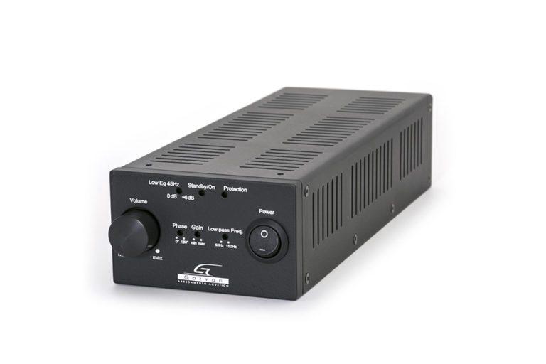 amplificatore subwoofer Garvan AW440