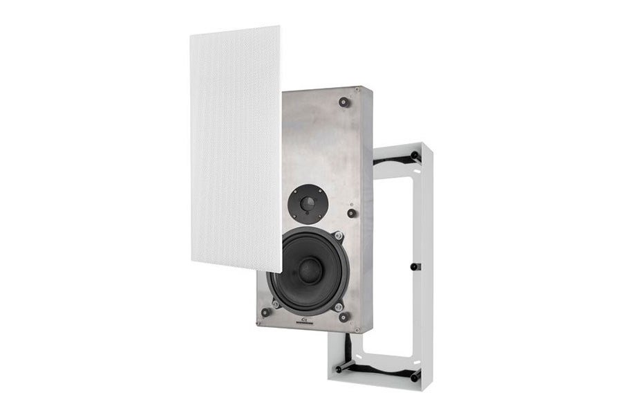 outdoor wall speakers Garvan SNW16M