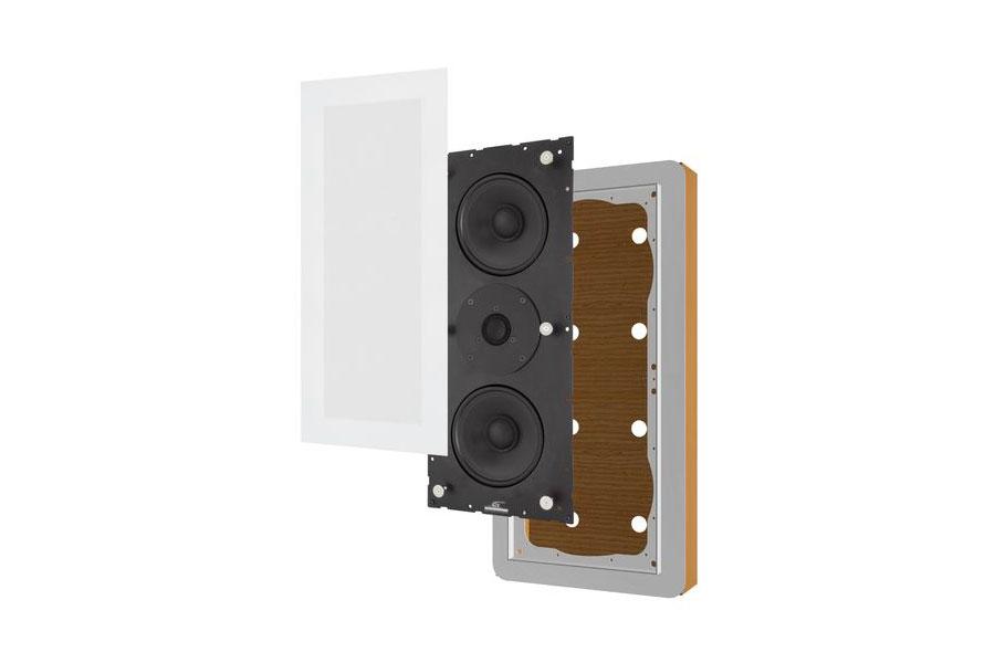 recessed wall speaker Garvan SIM313