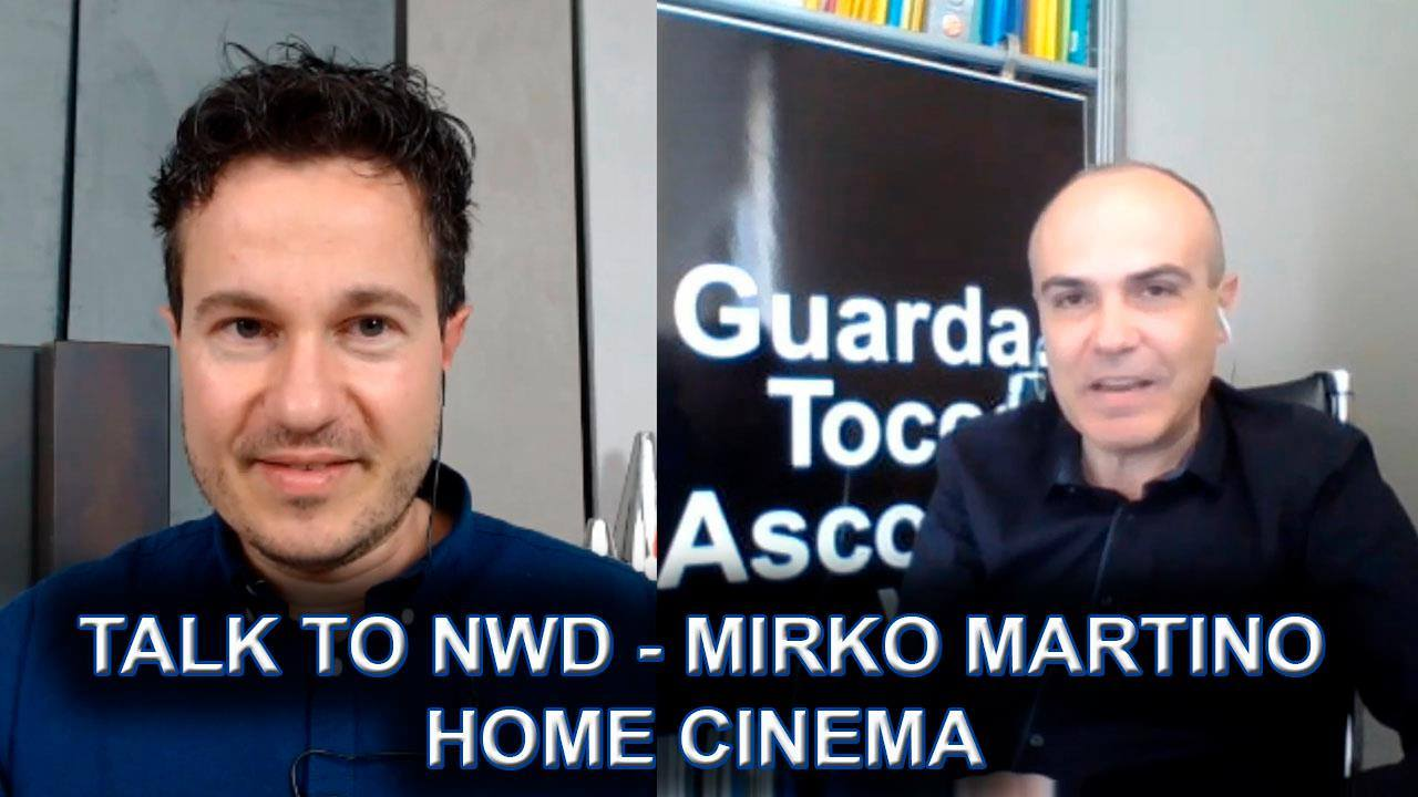 A Talk with Mirko Martino of NWD