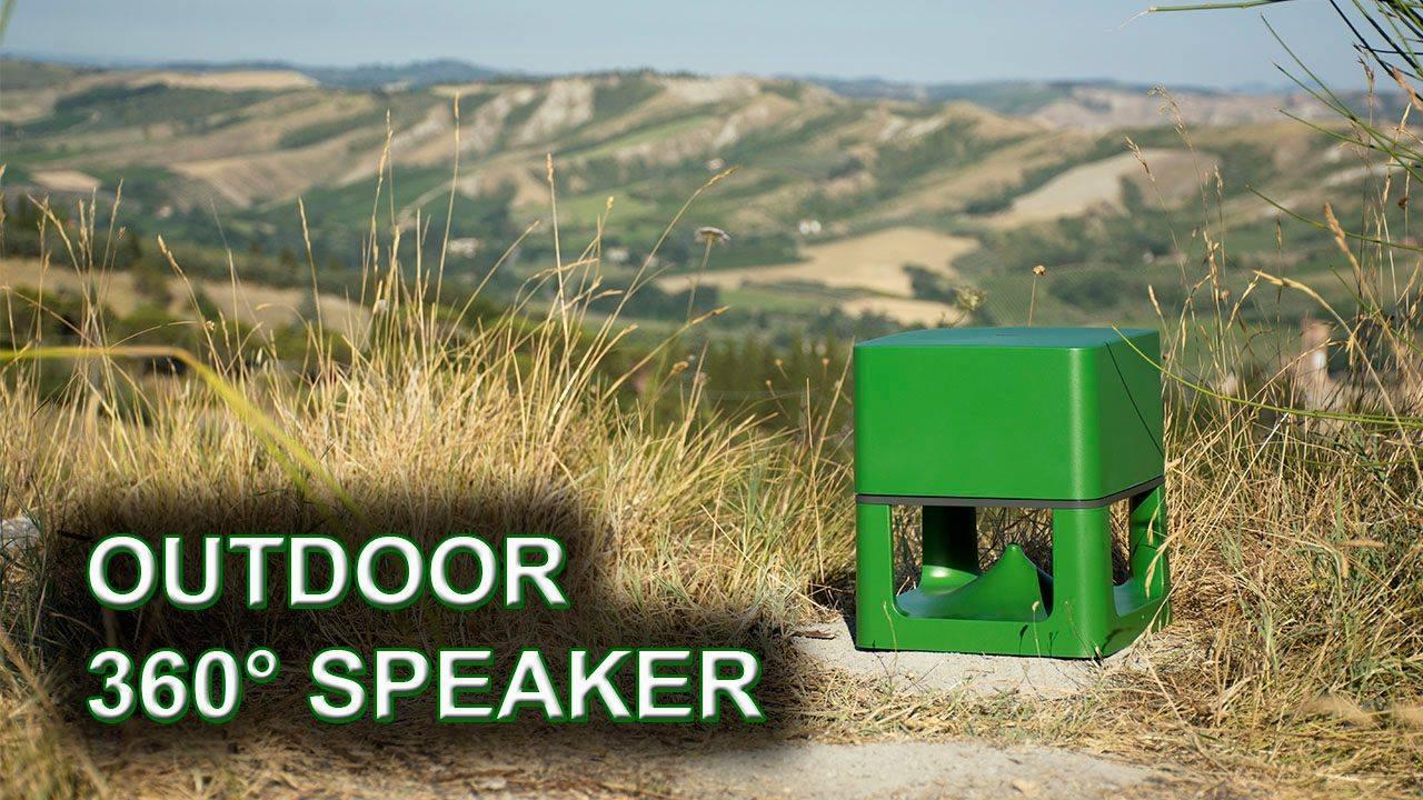 Outdoor-Lautsprecher