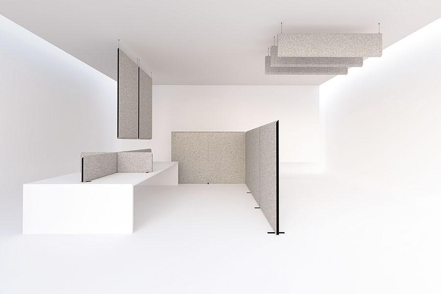 desk acoustic panels Garvan Blade