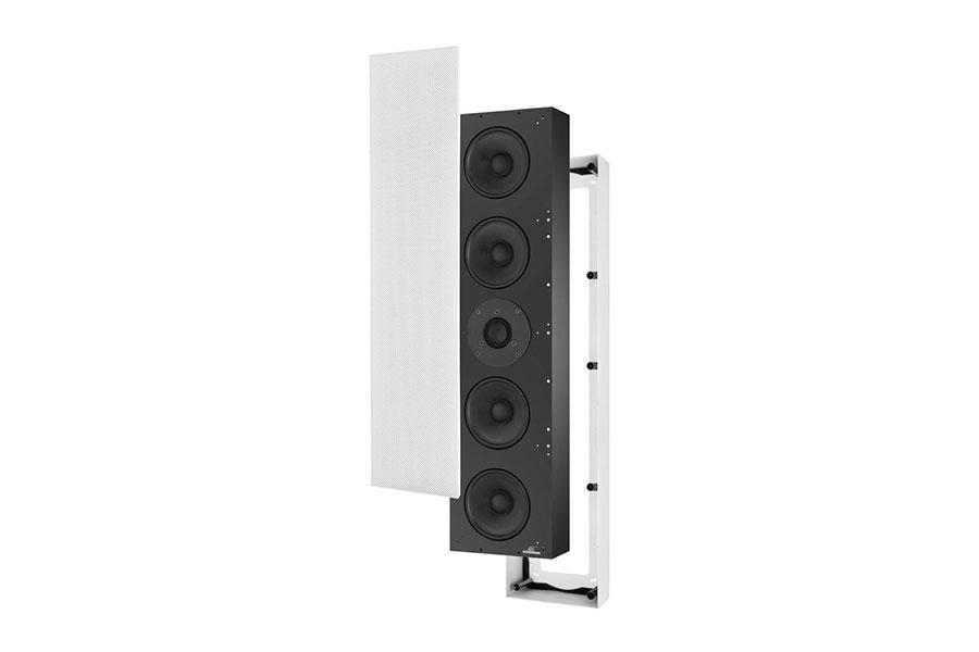 flat on wall speakers Garvan SNW513