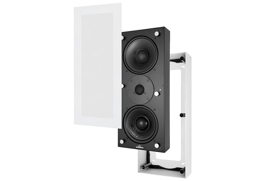 on wall speakers Garvan SNW316