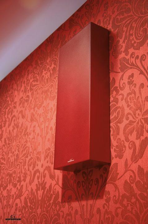 Garvan On Wall custom speakers