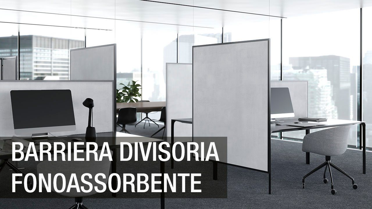 Area Sound Absorbing Barrier