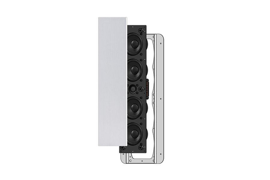 slim speaker Garvan SIC508