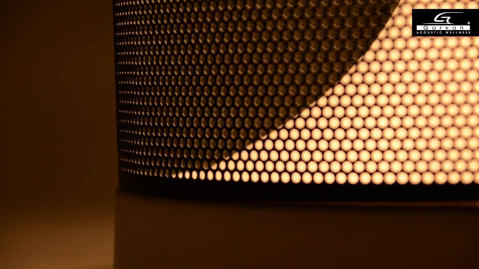 New Loto outdoor speaker by Garvan Acoustic