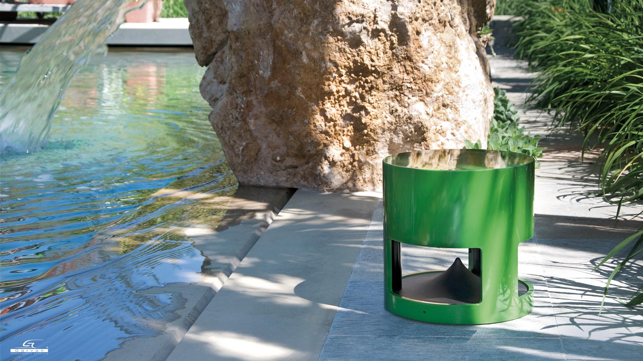 Garvan SN115 outdoor speakers