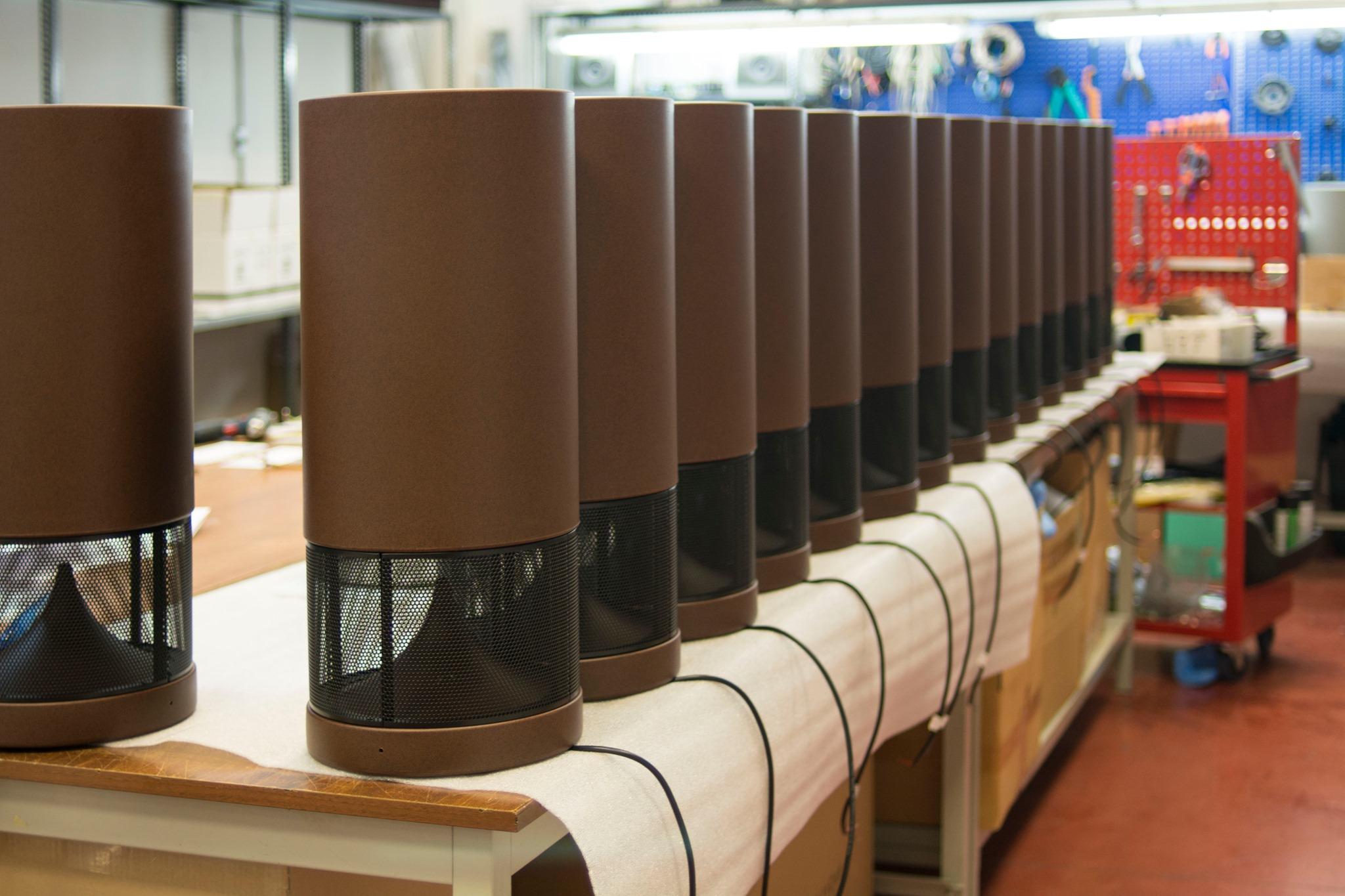 Garvan Speaker SN120